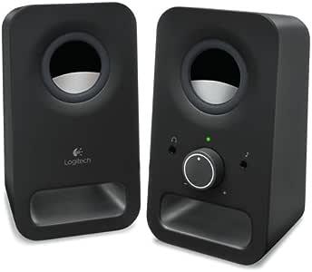 Logitech® Z150 Multimedia Speakers - Zwart