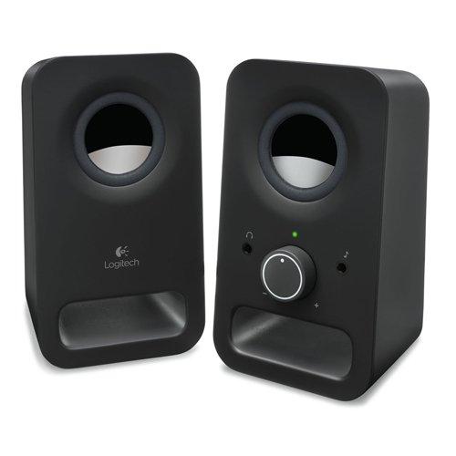 LOGITECH Z150 Speaker 2.0 Midnight Black