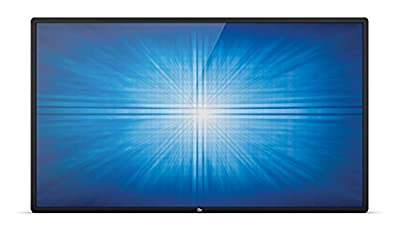 """Elo E183504 Interactive Digital Signage 7001LT Infrared 69.5"""" 1080p LED-Backlit LCD Flat Panel Touchscreen Display Black"""