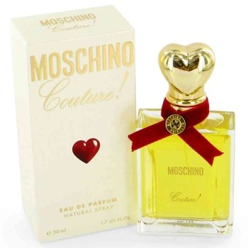 Moschino Couture by Moschino Eau De Pafum Spray .8 oz