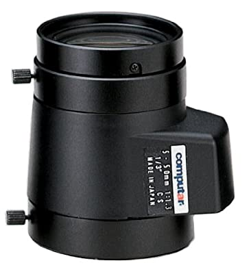 Computar 5-50mm Auto Iris Varifocal Lens by Computar