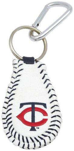 MLB Minnesota Twins Baseball Keychain
