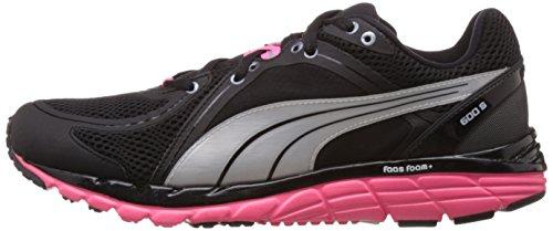 W blk Faas Entrainement Femme Noir Running wht pink S 600 Puma atwqRx7RB