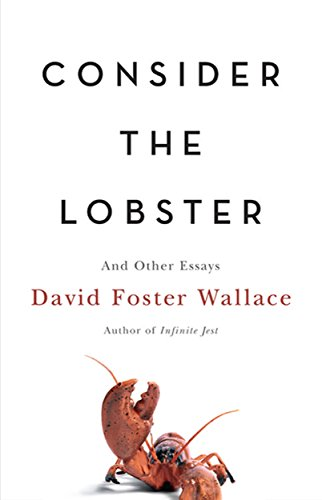 Consider the Lobster: And Other Essays cover