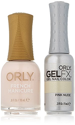 Orly Perfect Pair Matching Lacquer and Gel Duo Kit, Pink Nude - Orly Kits