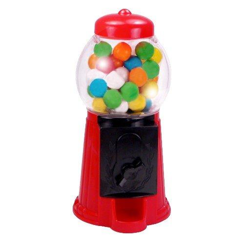 Plastic Gumball Machine - 9