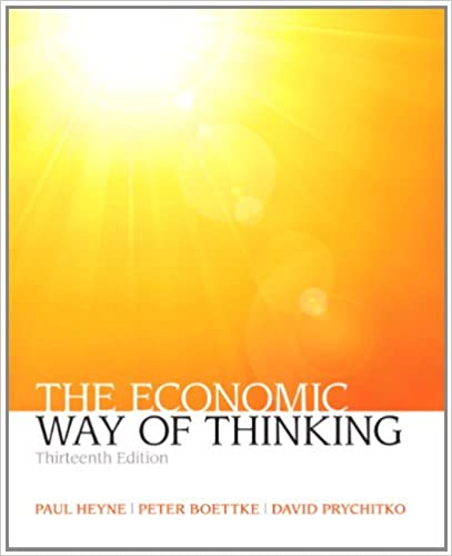 The economic way of thinking 13th edition pearson series in the economic way of thinking 13th edition pearson series in economics 13th edition fandeluxe Image collections