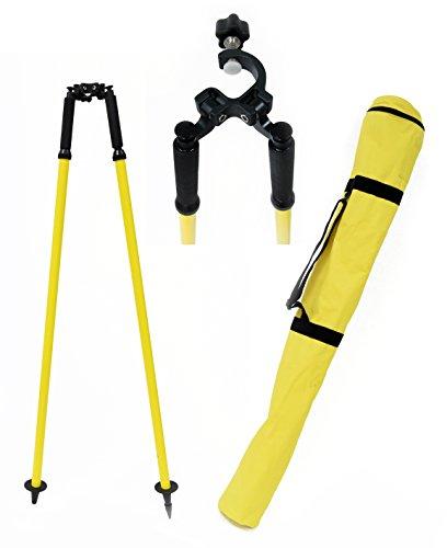 AdirPro Prism Pole Bipod (Yellow)
