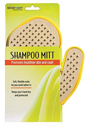 (Idea Pet 4044 Rinse Ace Shampoo Mitt)