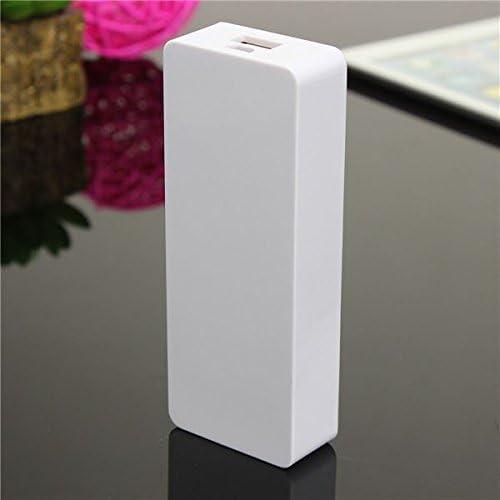 USB Power Bank Batería 2x18650 DIY Cargador caja para el iPhone: Amazon.es: Electrónica