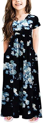 Gorlya Sleeve Floral Holiday Pockets product image