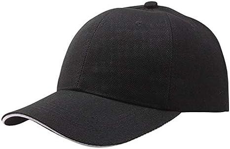 HONGHENG Sombreros Gorras Hombres Gorra De Béisbol Negro, Azul ...