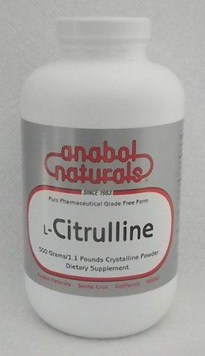 AnabolNaturals L-Citrulline 500