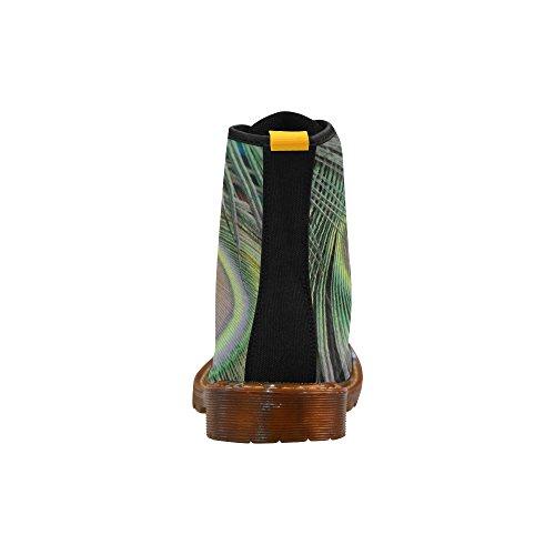 Leinterest Peacock Martin Stivali Moda Scarpe Da Uomo