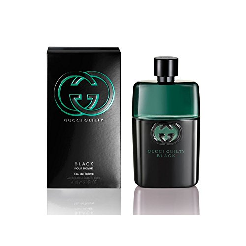 - Gucci Guilty Black Pour Homme By Gucci Edt Spray/FN233610/3 oz/men/