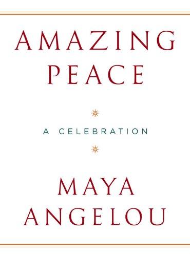 Amazing Peace: A Christmas Poem - Peace Stocking