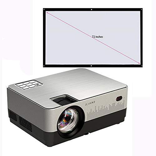 Link Co Proyectores Pico Soporte Completo de 1080p Altavoz ...