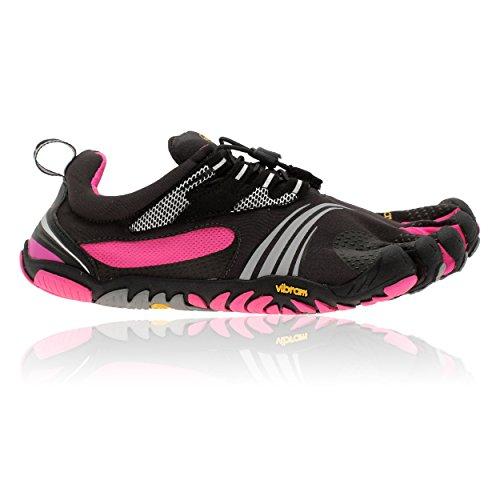 Vibram FiveFingers KMD Sport LS Women's Training Shoes - 6 - Black