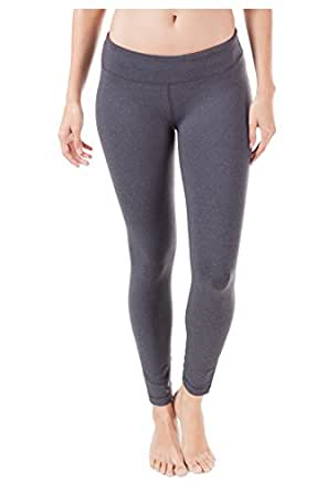 WITH Women's Leggings Heather Grey X-Small