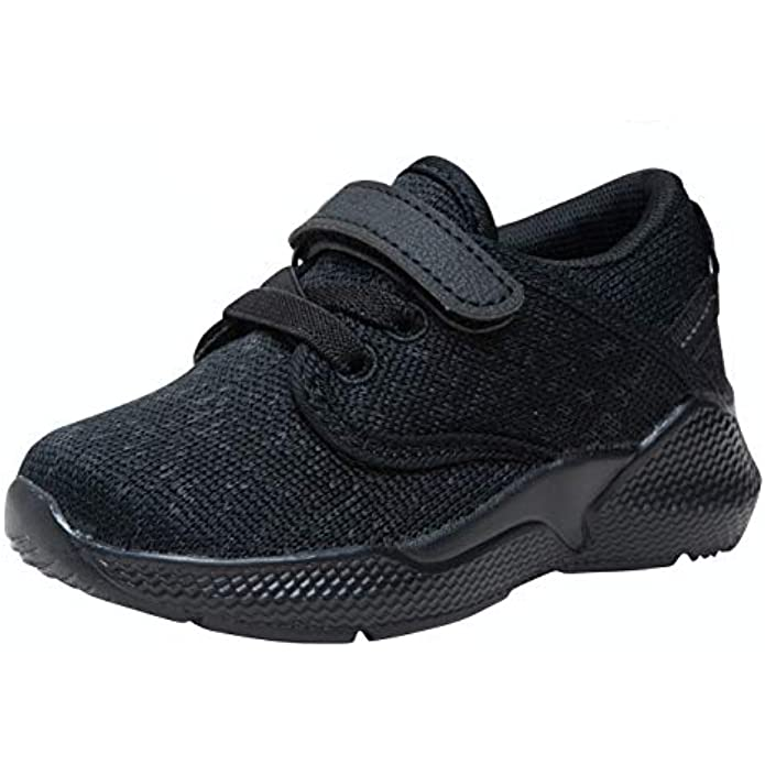 COODO Toddler Kid's Sneakers Boys Girls Cute Casual Running Shoes