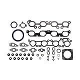 DNJ FGS6073 Full Gasket/Sealing Set for 2000-2002 / Infiniti, Nissan / G20, Sentra / 2.0L / DOHC / L4 / 16V / 1998cc, 2000cc / SR20DE