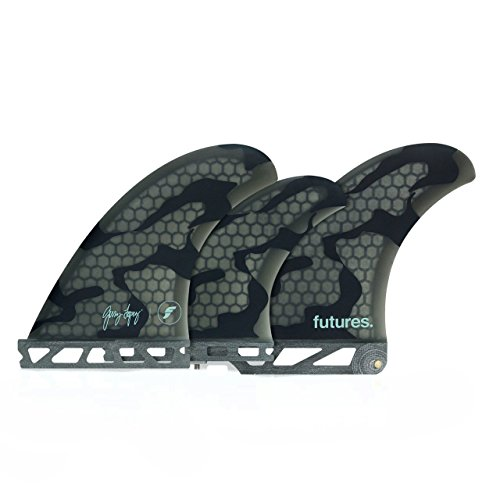 Future Fins Stand Up Paddle Board SUP Gerry Lopez GL-5 Fins by Future Fins