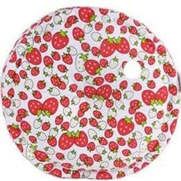 Confortable Ronda patrš®n de la fresa de la almohadilla del asiento de algodš®n PP