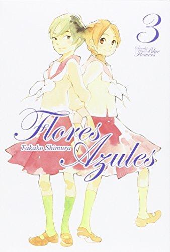 Descargar Libro Flores Azules, Vol. 3 Takako Shimura