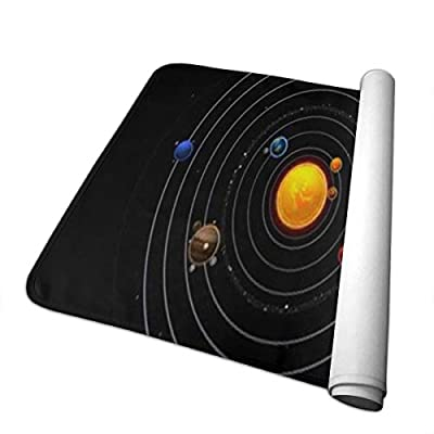 Changing Pad Our Solar System Baby Diaper Incontinence Pad Mat Inspiring Kids Urinal Mats Sheet for Any Places for Home Travel Bed Play Stroller Crib Car