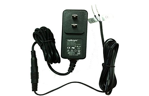 UpBright 24V AC/DC Adapter Replacement for VALCOM VP-624D VCVP624D V-1036C V-1030C V-9940 V-9941A V-9927A VC-V-9940 MW48-2400300 936390 VP-324 VP-324D V-1036C-GY V-1030C-GY 24VDC 300mA Power Supply ()