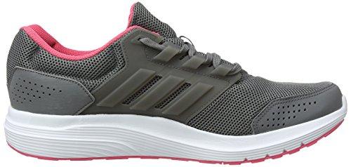 Gris rosrea Femme gricua Running gricua W Galaxy 4 Adidas 000 De Chaussures wxq0wavS