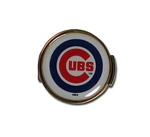 Chicago Cubs Hat Clip & Golf Ball Marker