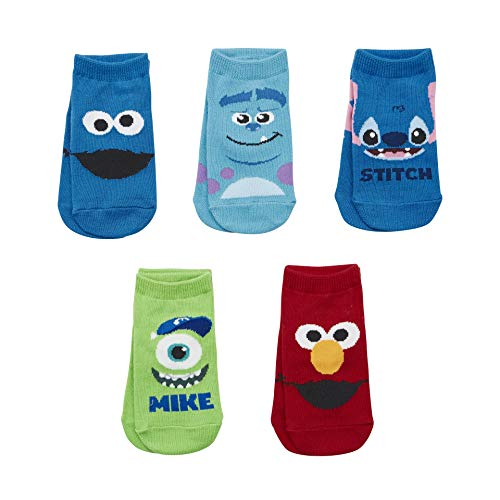 Sockstheway Kids Girls Boys Monsters, inc. Ankle Cotton
