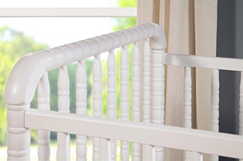 DaVinci Jenny Lind Stationary Crib, White by DaVinci (Image #4)