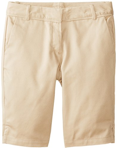 - KHQ Big Girls' Bermuda Short, Khaki, 10