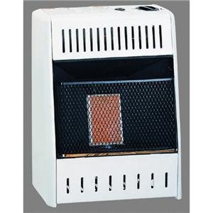 Kozy World Propane Infrared Gas Wall Heater, 6,000 BTU- KWP110 -