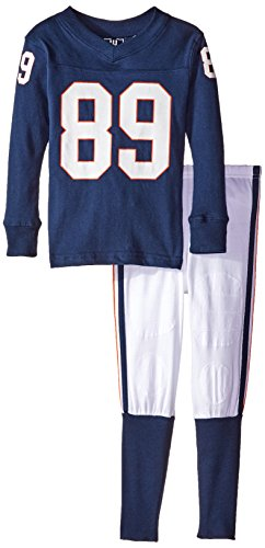 Boys And Pants Willy Wes (Wes and Willy Boys' Slim Ditka Long Sleeve Pajama, Midnight 3)
