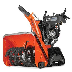 Husqvarna 30in. Electric Start Track-Drive Snow Thrower - 414cc Engine, Model# ST330T