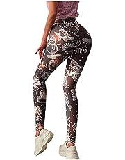Custom Christmas Leggings High Waist Jingle Bell Printed Running Stretchy Yoga Pants Trouser for Women Girls