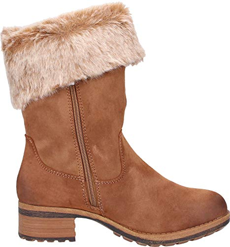 Casual 24 Womens Boots step High 96854 Reh Knee Rieker EHzwRnq