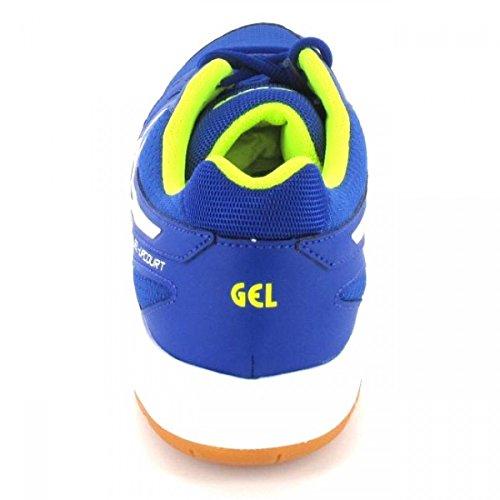 Volleyball Homme Chaussures Upcourt Asics De Bleu wqFzxn4R