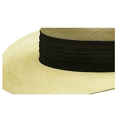 8163882882cd6 Hat Montecristi Jenkins - Stetson - Multicoloured - 55 cm  Amazon.co.uk   Clothing