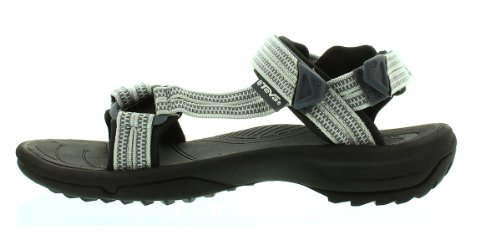 Teva Womens Terra FI Lite Sandal Double Zipper Grey XlGr8w