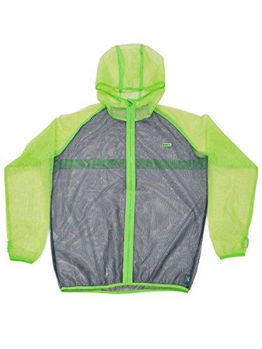 照らす以下おめでとうmothKeehi NET PARKA 防虫ネットパーカ 着るかや 子供用