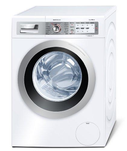 Bosch WAY2874D Waschmaschine Frontlader / A+++ / 1400 UpM / 8 kg / weiß / ActiveWater Plus / EcoSilence Drive