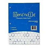 BENZNOTE, Loose Leaf Filler Paper, for Organic