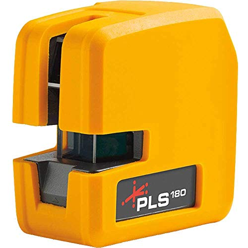 New PLS180 Red Cross Line Laser Level PLS-60521N by Pacific Laser Systems