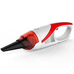 begost handheld mini vacuum cleaner portable lightweight hand vacuum cordless dust. Black Bedroom Furniture Sets. Home Design Ideas