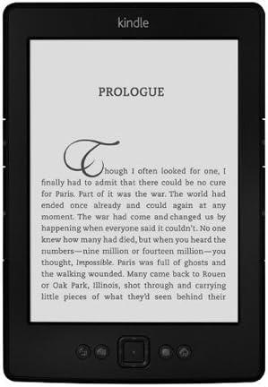 Amazon Kindle 5 6
