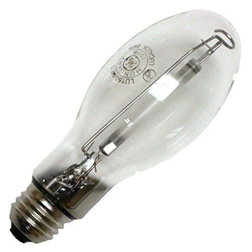 (6 Pack) GE 13252 - LU150/MED - 150 Watt High Pressure Sodium Light Bulb, Medium Base